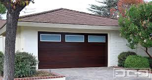 garage doors los angelesCustom Made Modern Garage Doors  Complementing Entry Gates in Los