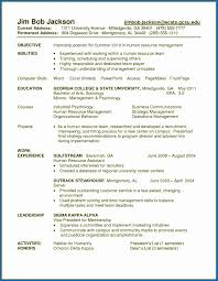 Sample Of Objective In Resume For Internship Fresh Sample Objectives