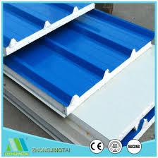 corrugated eps styrofoam sandwich wall panel roofing sheet home depot