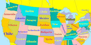 map how every us state ranks in education