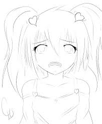 Anime Girls Coloring Pages Anime Girls Coloring Pages Cute Anime