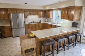 Colors Of Granite Kitchen Countertops Top 5 Light Color Granite Countertops