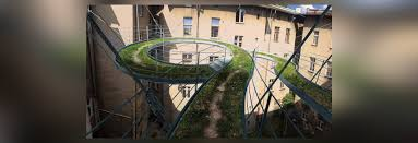 Suspended Walkway Design Suspended Walkway By Zalewski Architecture Group Gliwice