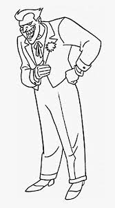 The fate of gotham city can wait a couple of hours! Batman Printable Coloring Pages Joker Animated Series Colouring Pages Free Transparent Clipart Clipartkey