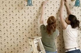 remove wallpaper glue