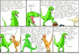 language acquisition arnold zwicky s blog dinosaur language acquisition