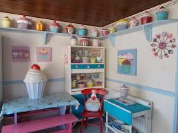 Cupcake Kitchen Decorations Kitchen 24 Kitchen Theme Ideas Cupcake Kitchen Decor Image Of