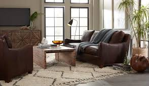 bradington young leather furniture