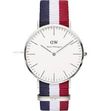 men s daniel wellington cambridge silver 40mm watch dw00100017 mens daniel wellington cambridge silver 40mm watch dw00100017
