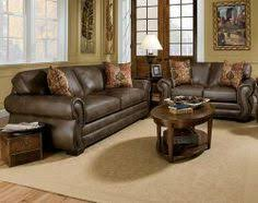 Red River Reclining Sofa & Loveseat Living Rooms