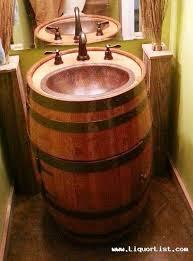 bourbon whiskey barrel furniture wwwliquorlistcom the marketplace for adults with taste authentic jim beam whiskey barrel table