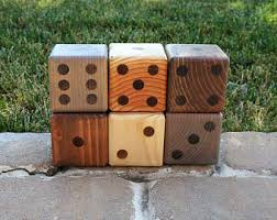 Wooden Yard Games Yard games Etsy 77