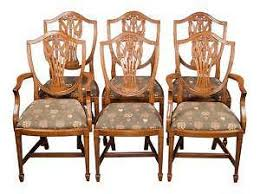 antique dining room chairs. Wonderful Antique Antique Mahogany Dining Chairs Intended Room EBay