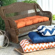 Wicker Sofa Cushions Replacement Refilled Surrey Outdoor Settee
