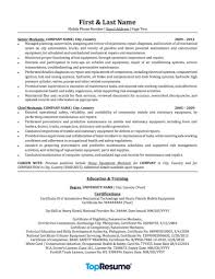 Resume Examples Mechanic Mechanic Resume Sample Professional Resume Examples TopResume 5