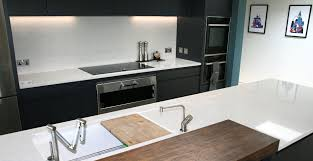 a beautiful natural quartz surface which guarantess anti bacterial protection whilst being extraordinarily hard and resilinet below to see our full