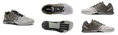 Reebok Nano Size Chart Reebok Crossfit Nano 5 Review Weightlifting Shoe Guide