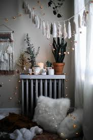 A Cozy Holiday With Urban Outfitters. Winter Bedroom DecorBohemian ...