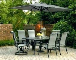 patio table chair set garden table and chairs with umbrella metal patio table and chairs set