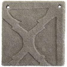 moorish tile rug swatch dove gray pier 1 imports