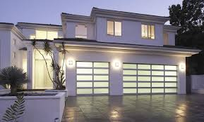 Modern garage doors Modern Style Construction Resources The Benefits Of Modern Glass Garage Doors