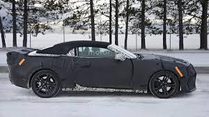 2017 Chevrolet Camaro ZL1 Convertible spied   Motor1.com Photos