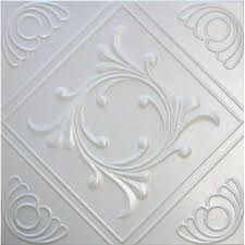 paintable glue up ceiling tiles styrofoam ceiling tiles
