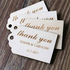thank you tags for wedding favors custom wedding thank you tags welcome bag tag gift tags wedding