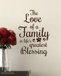 Beautiful Quotes For Family