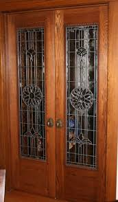 beveled french doors