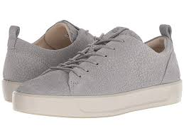 Ecco Soft 8 Sneaker Womens Lace Up Casual Shoes Wild Dove
