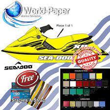 jet ski seat cover seadoo xp sp spx spi