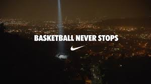 Inspirational Basketball Quotes Nike With Never Stops The