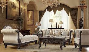 hand carved antique style sofa set