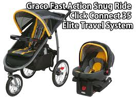 graco fast action snug ride connect 35 elite travel system the baby choice