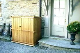 outdoor garbage can storage kitchen garbage can storage garbage storage cabinet garbage outdoor storage storage wooden outdoor garbage can storage