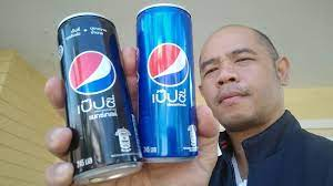 Pepsi Max Taste ไม่มีน้ำตาลจริงหรือเปล่า - YouTube