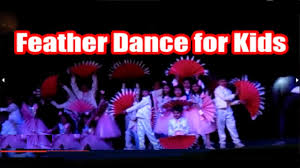 Feather / Ballons / Chair Dance for kids | School function