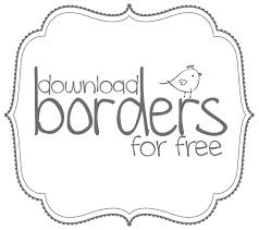 printable bracket frame. Free Borders And Bracket Frames Download Fonts Cricut Printable Clip Frame I
