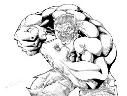 Small Picture Red Hulk Images Coloring Coloring Pages