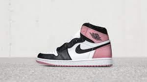 Pink Jordans Shoes Wallpapers on ...