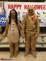 voodoo dolls couple costume easy diy