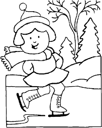 Scene Girl Coloring Pages Little Girl Coloring Pages To Print Boy