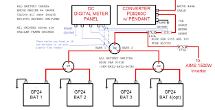 rv net open roads forum tech issues power converters, and beyond magnetek electronic 7300 series at Parallax 7300 Wiring Diagram