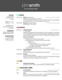 ... Exclusive Resume Tutorial 4 25 Best Ideas About Resume Writing Format  On Pinterest ...