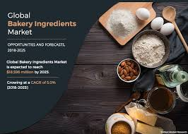 Bakery Ingredients Market Size Share And Industry Analysis 2025 Amr
