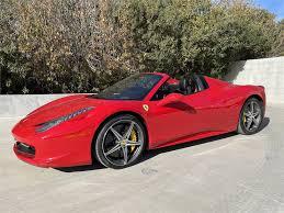 ( 9 ) give rating. Ferrari 458 Spider Market Classic Com