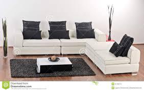 Minimalist Living Room A Modern Minimalist Living Room Stock Photos Image 9746273