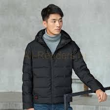 Куртка с подогревом <b>Xiaomi Cottonsmith Graphene</b> Temperature ...