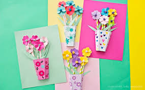 the epic collection of spring crafts for kids all the best art projects span